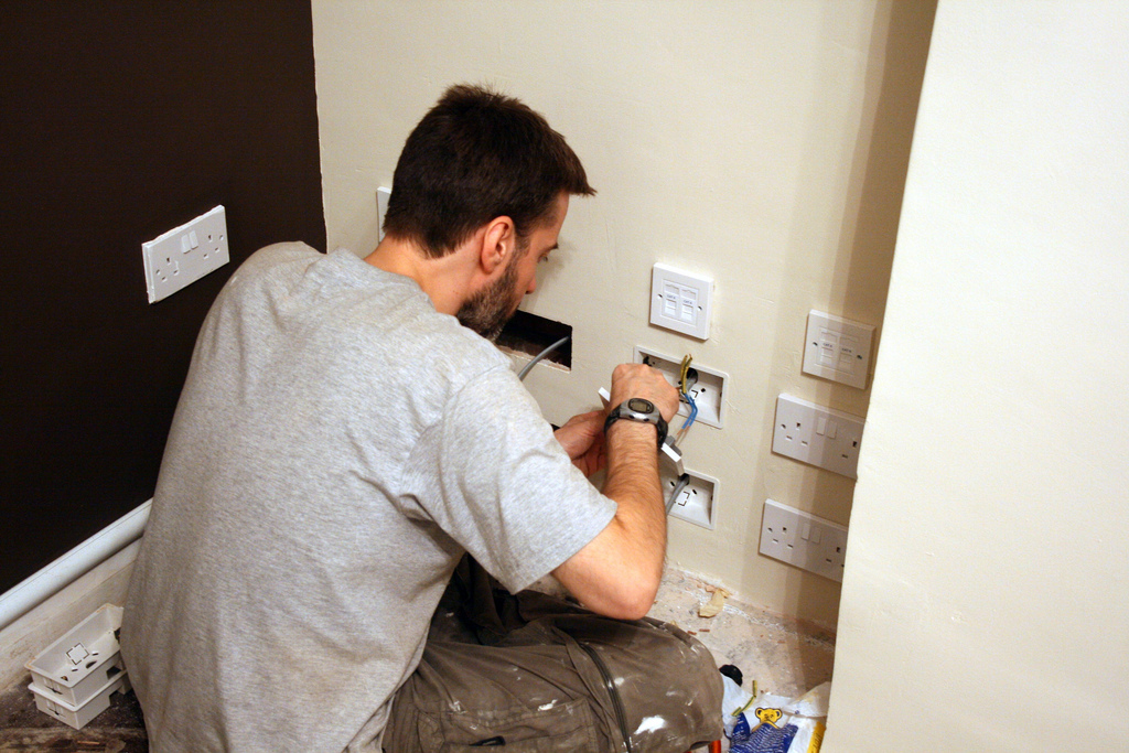 Signs your House Needs Rewiring - MMK Electricians Dublin