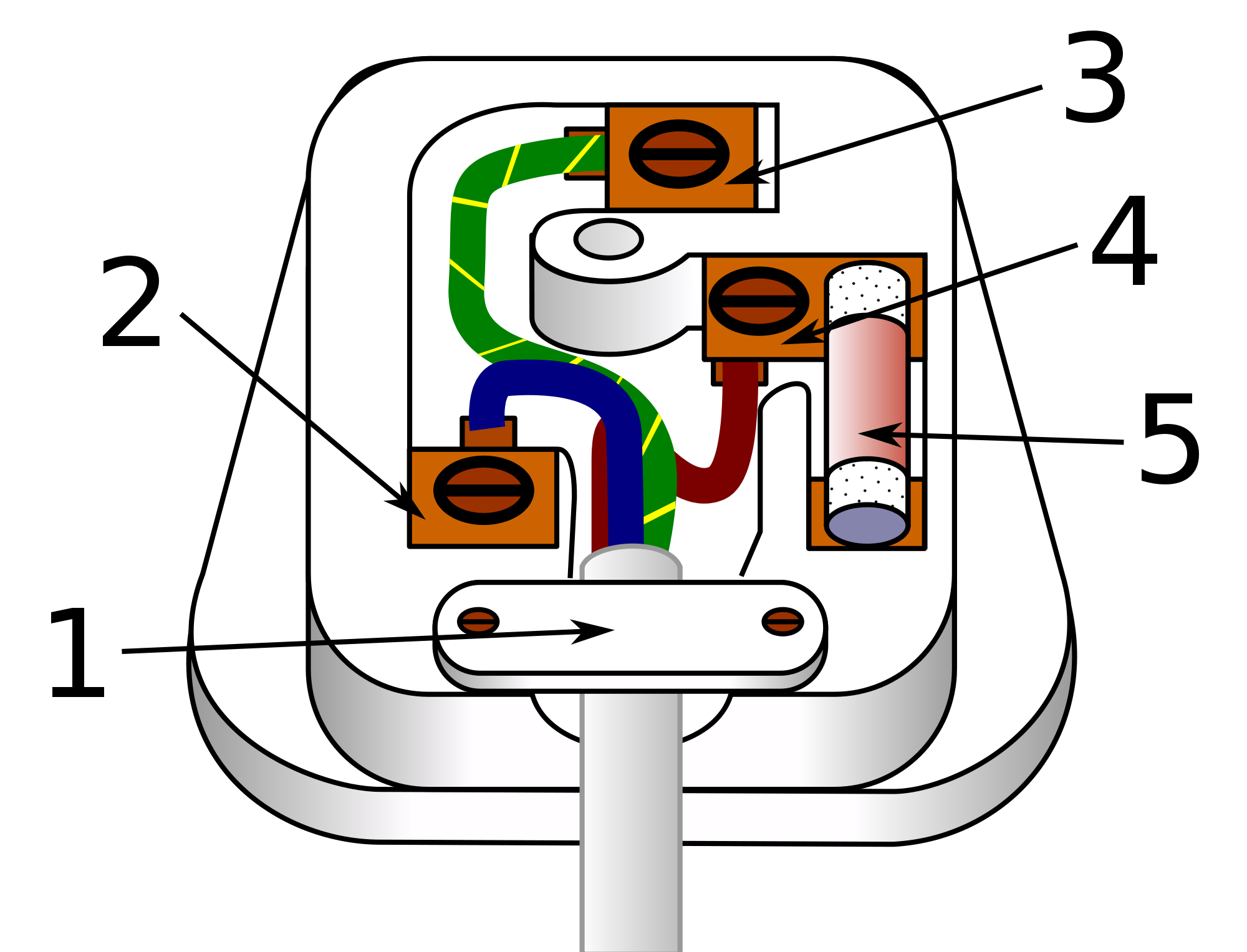 3 Pin Plug Wiring Ask Answer Diagram Australian Electrical Colours How To Wire A Mmk Electricians Dublin Rh Mmkelectricians Ie India Standards Uk