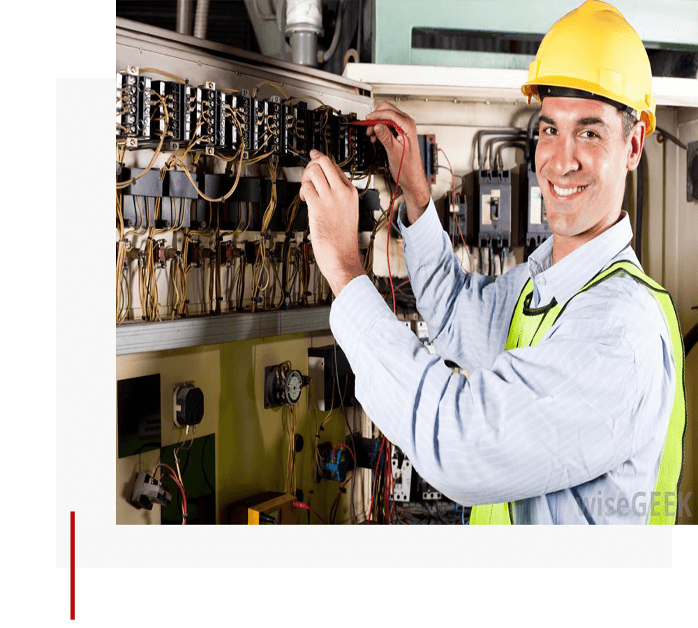 Periodic inspections of electrical equipment