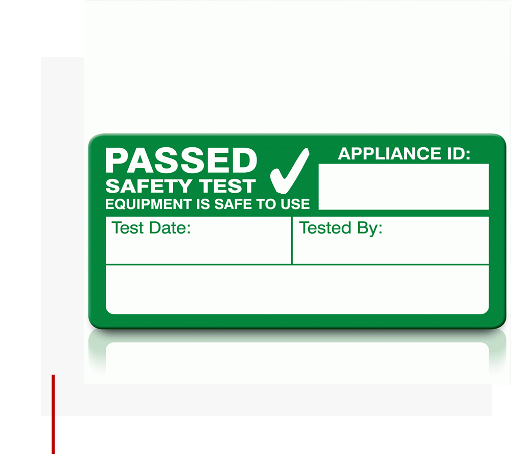 PAT TESTING; Safety Test