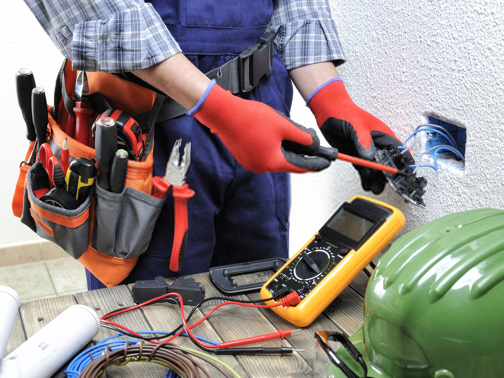 qualified electrician ireland
