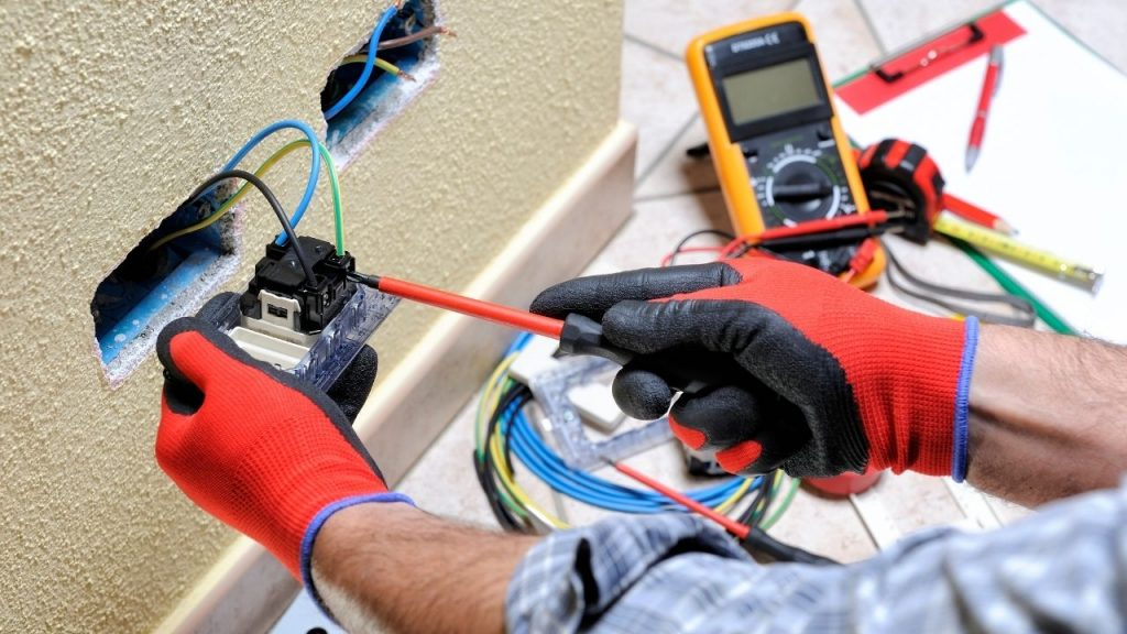Electrician's Help